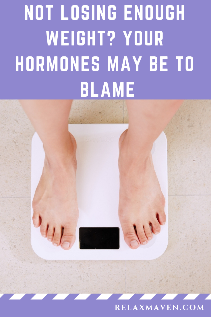 Not Losing Enough Weight? Your Hormones May Be To Blame