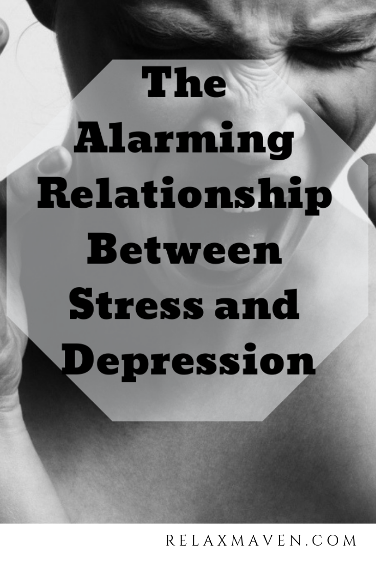 The Alarming Relationship Between Stress and Depression