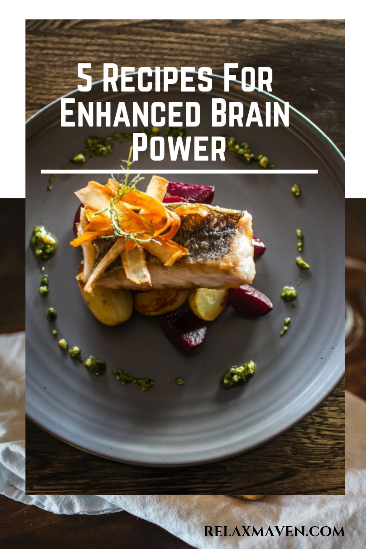 5 Recipes For Enhanced Brain Power