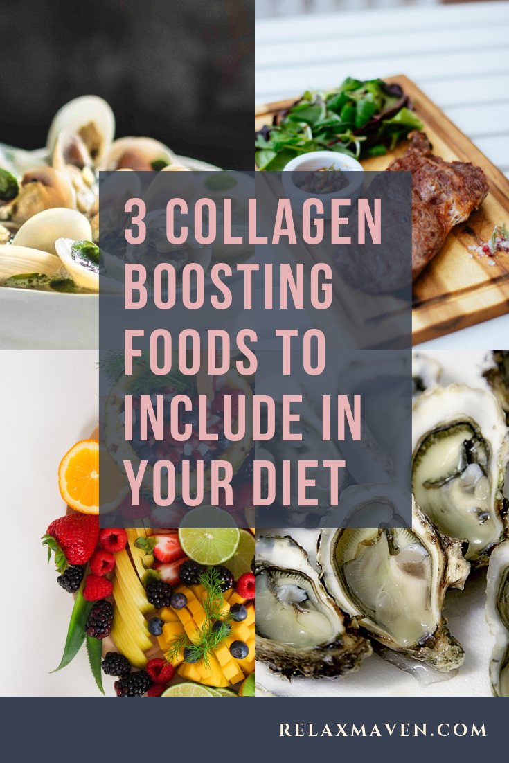 3 Collagen-Boosting Foods To Include In Your Diet