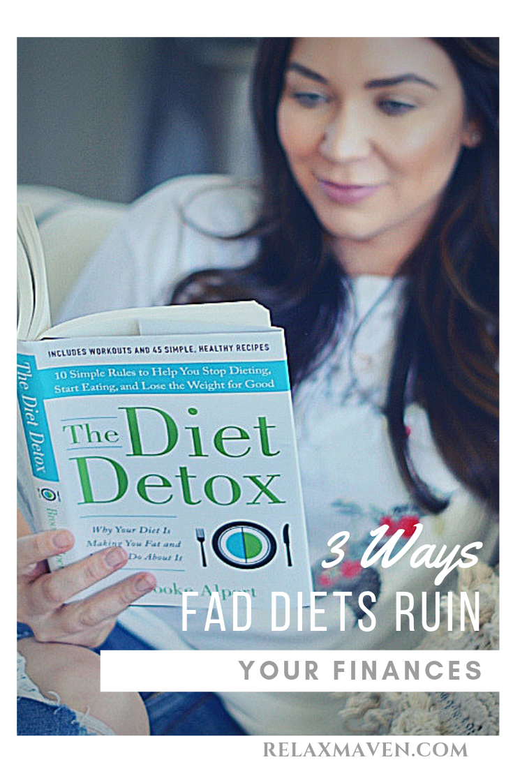 3 Ways Fad Diets Ruin Your Finances