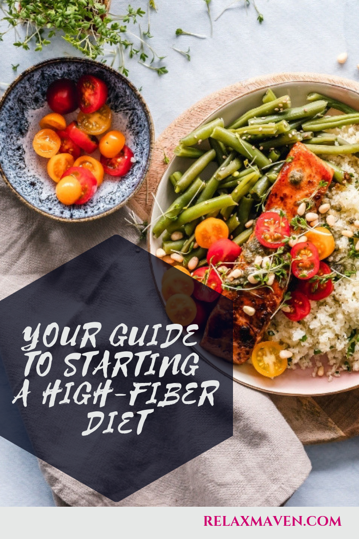 Your Guide To Starting A High-Fiber Diet