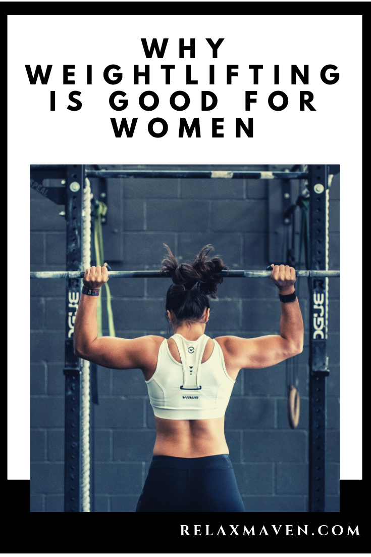 Why Weightlifting Is Good For Women