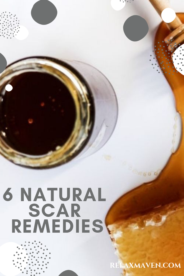 6 Natural Scar Remedies