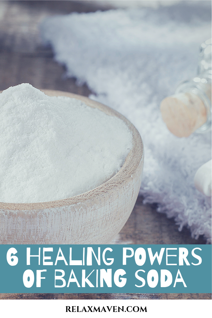 6 Healing Powers of Baking Soda