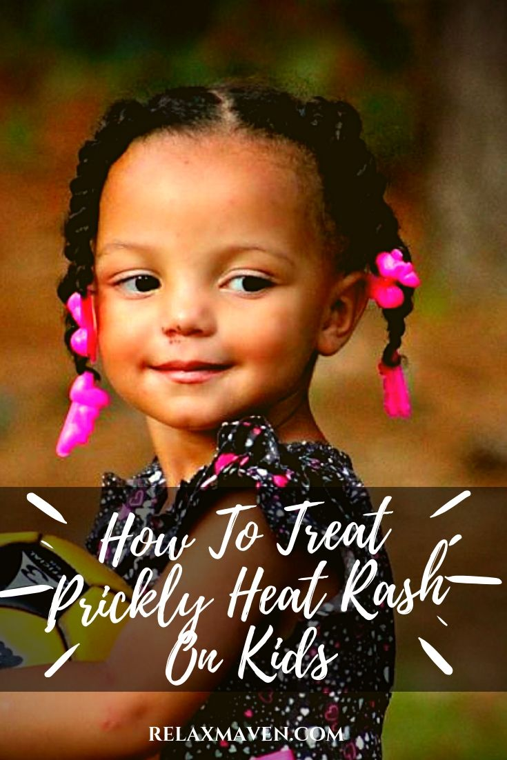How To Treat Prickly Heat Rash On Kids